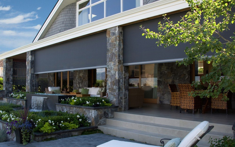 Exterior Roller Shades